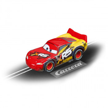 Auto Carrerra GO/GO+ 64153 Cars - Lightning McQueen Mud