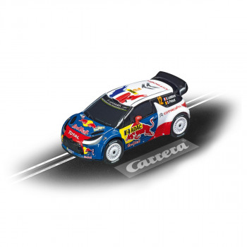 Auto Carrerra GO/GO+ 64155 Citroën DS3 WRC St.Lefebvre