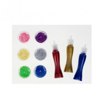 Hamleys Sparkle kit sada glitterů