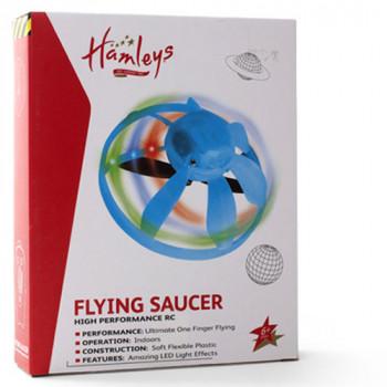 Hamleys létající talíř na dálkové ovládání