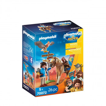 Playmobil 70072 THE MOVIE Marla s koněm