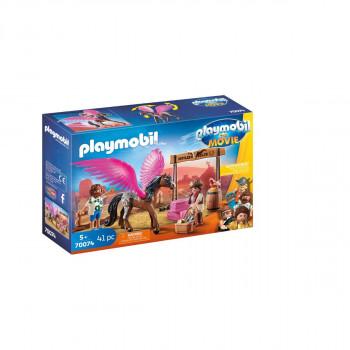 Playmobil 70074 THE MOVIE Marla Del a kůň s křídly