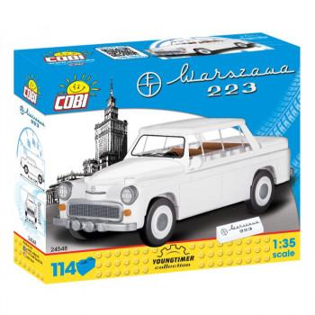 Cobi 24548 Youngtimer Automobil Warszawa 223