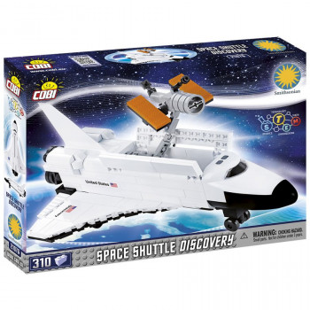 Cobi Smithsonian - Space Shutle Discovery