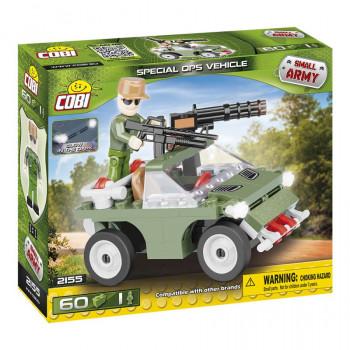 Cobi Malá armáda 2155 Vojenské vozidlo