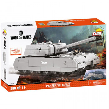 Cobi Malá armáda 3024 World of Tanks SdKfz 205 Panzer VIII M