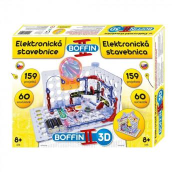 Boffin II 3D elektronická stavebnice