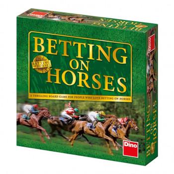 Betting on Horses Rodinná hra v anglickém jazyce