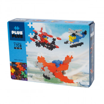 Plus Plus Mini Basic 170 Aircraft