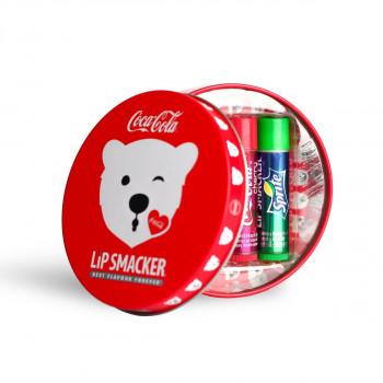 Lip Smacker balzám na rty - Cola vánoční