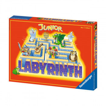 Hra Ravensburger Labyrinth Junior