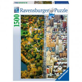 Ravensburger Město 1500 dílků