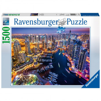 Ravensburger Dubai on the Persian Gulf 1500 dílků