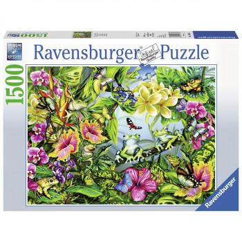 Ravensburger Najdi žáby1500 dílků