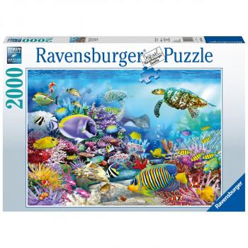 Ravensburger Puzzle Korálový útes Magesty 2000 dílků
