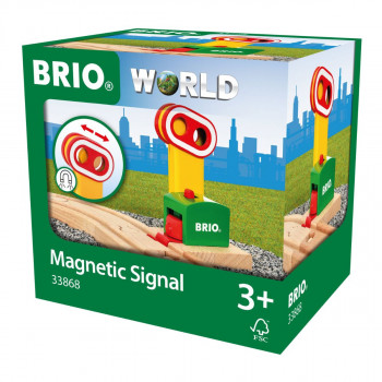Brio Magnetický semafór