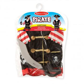 Melissa & Doug Kompletní kostým Pirát