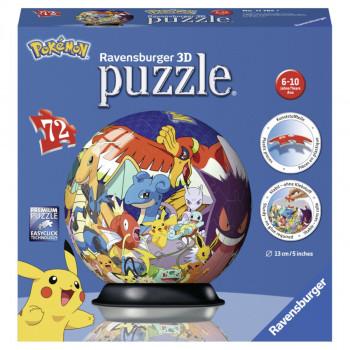 Ravensburger Pokémon Puzzleball 72 dílků