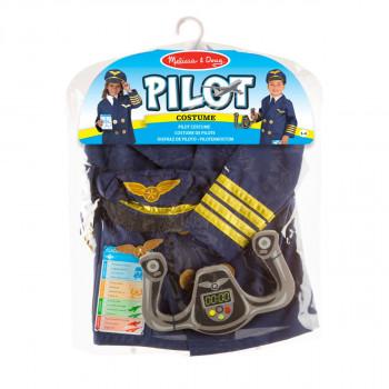 Melissa & Doug Kompletní kostým Pilot