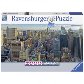 Ravensburger Pohled na New York 2000 dílků