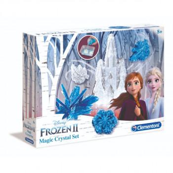Frozen 2 Magické krystaly laboratoř