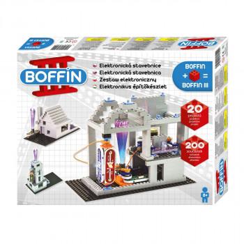Boffin III Elektronická stavebnice - s kostkami