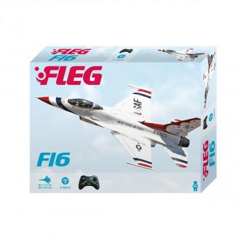F16 Letadlo na dálkové ovládání Fleg