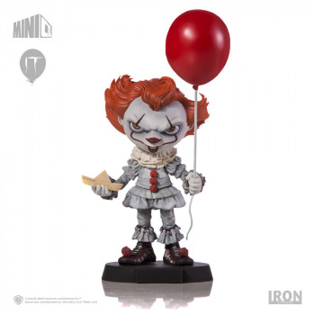 Iron Studios Stephen King's It Mini Co. Deluxe Pennywise