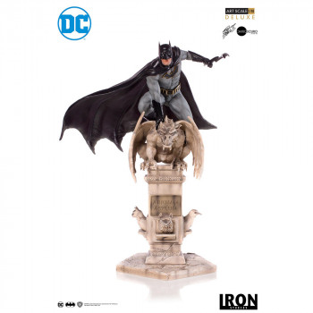 Batman Eddy Barrows - Art Scale 1/10 - Regular