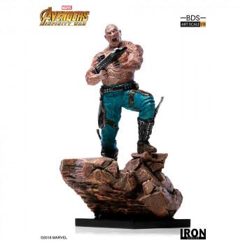 Drax BDS Art Scale 1/10 - Avengers: Infinity War