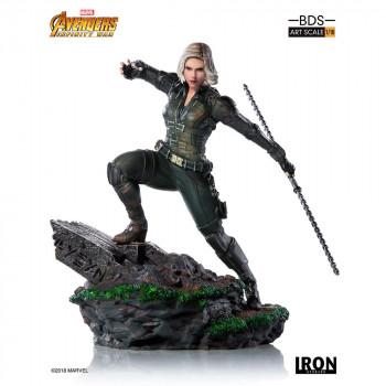 Black Widow BDS Art Scale 1/10 - Avengers: Infinity War