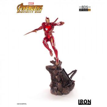 Iron Man Mark L - BDS Art Scale 1/10 - Avengers: Infinity Wa
