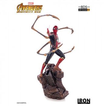 Iron Spider-man BDS Art Scale 1/10 - Avengers: Infinity War