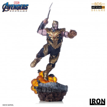 Thanos BDS Art Scale 1/10 - Avengers: Endgame (Deluxe)
