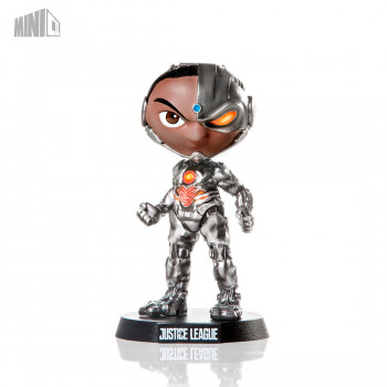 Cyborg - Mini Co. - Justice League