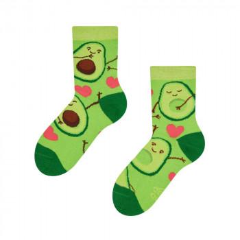 Good Mood Kids Socks - Avocado Love 27-30