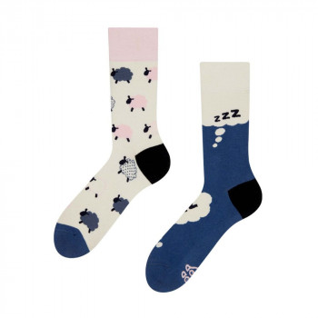 Good Mood Regular Socks - Counting Sheep 43-46