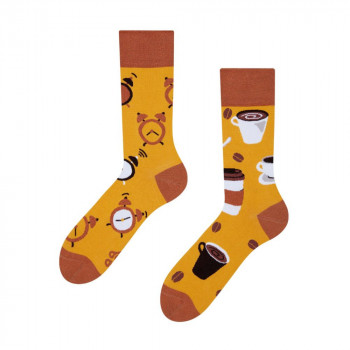 Good Mood Regular Socks - Coffee Time 35-38