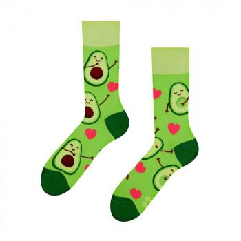 Good Mood Regular Socks - Avocado Love 35-38