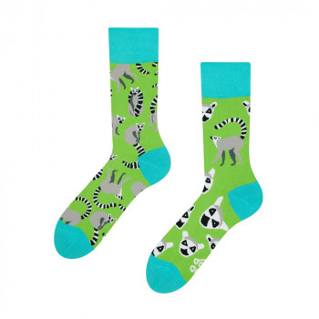 Good Mood Regular Socks - Lemur 43-46