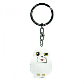 HARRY POTTER - Keychain 3D Hedwig X2
