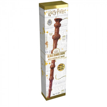 2/6-42g Albus Dumbledore Chocolate Wand (EN/DE/FR)