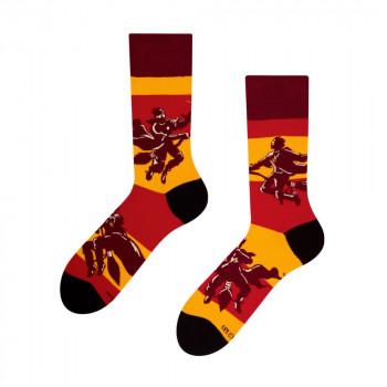 Harry Potter Regular Socks - Quidditch 43-46