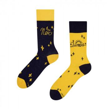 Harry Potter Regular Socks - Lumos and Nox 35-38