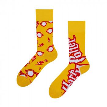 Harry Potter Regular Socks - Scar and Glasses 39-42