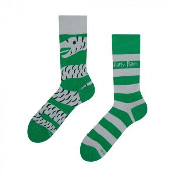 Harry Potter Regular Socks - Slytherin 35-38