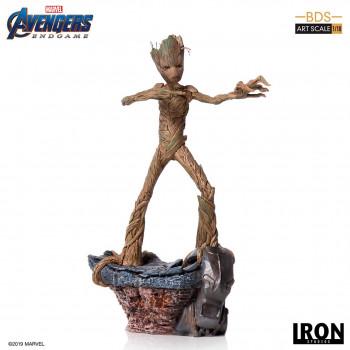 Groot BDS 1/10 - Avengers: Endgame