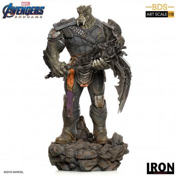Black Order Cull Obsidian BDS 1/10 - Avengers: Endgame