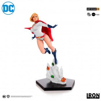 Power Girl 1/10 - DC Comics by Ivan Reis