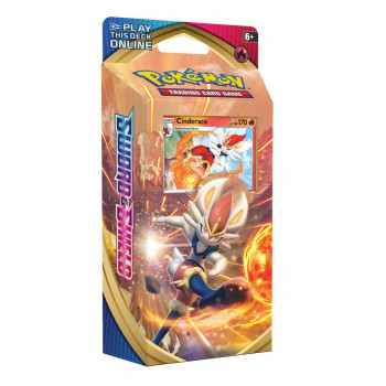Pokémon TCG: Sword and Shield  PCD